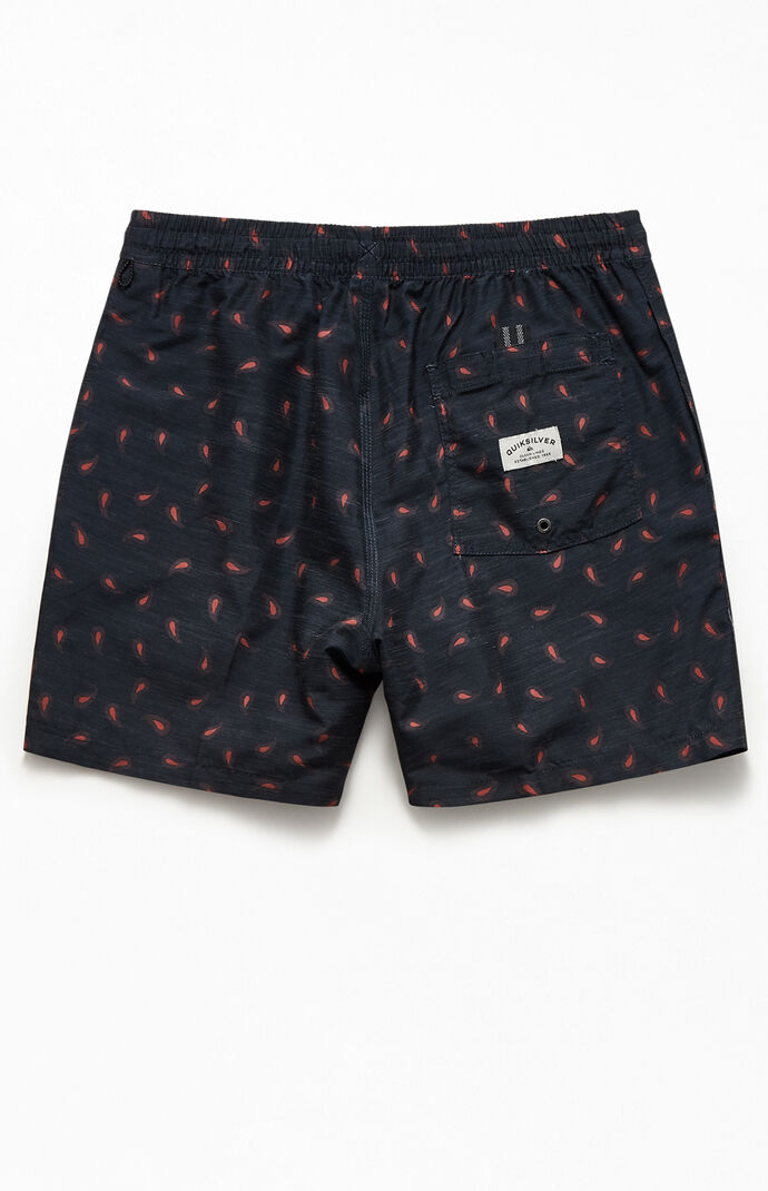 """Threads and Fins 17"""" Volley Shorts"""