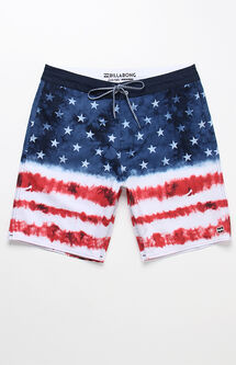 "Sunday LT Riot 19"" Boardshorts"