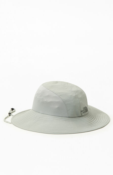 Gray Horizon Breeze Brimmer Hat