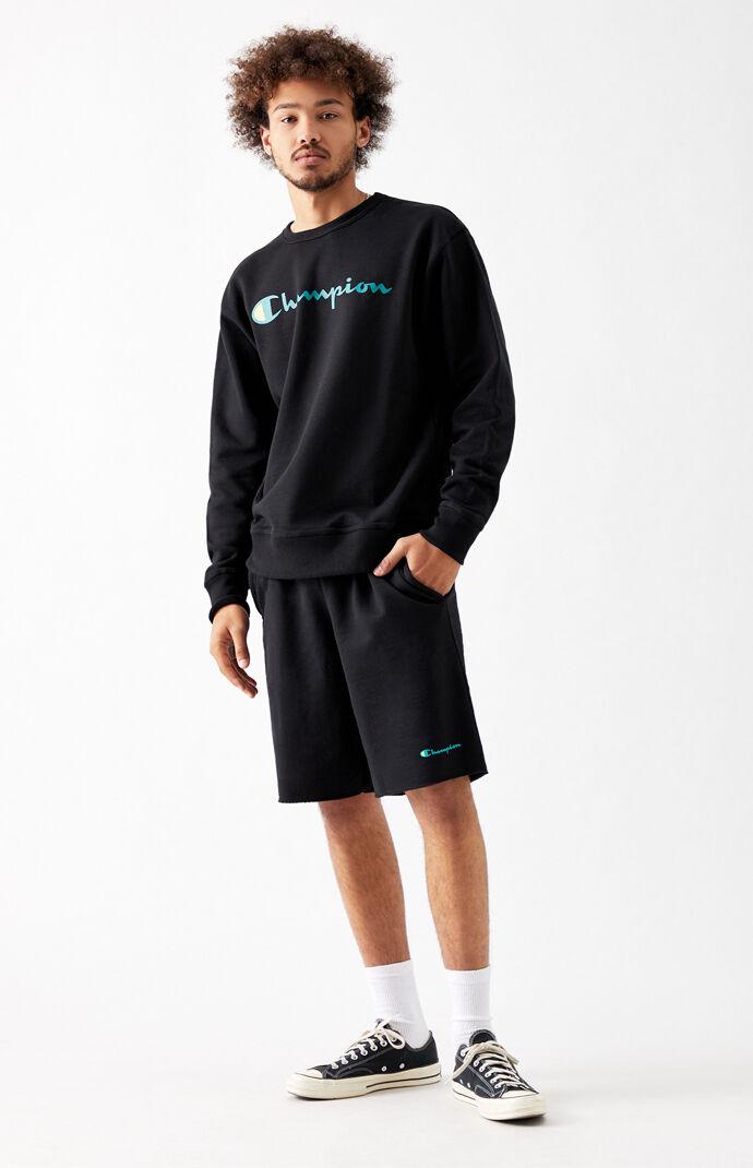 Script Jersey Shorts