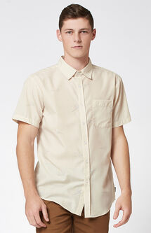 Stuart Short Sleeve Button Up Shirt