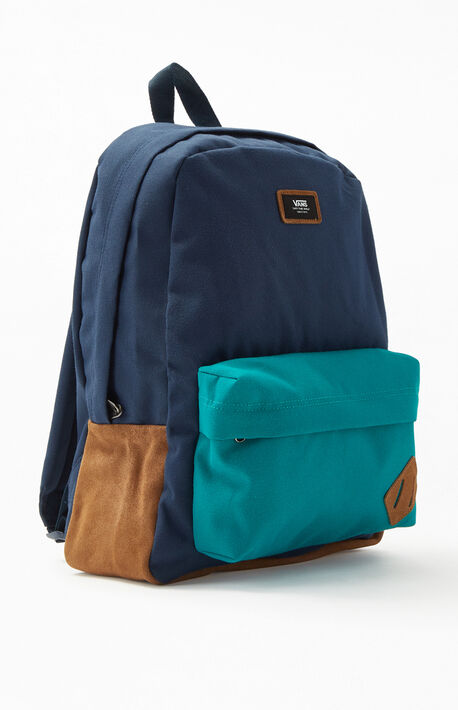 23557724ef Colorblock Old Skool Backpack