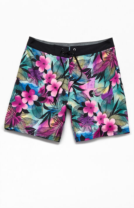 "Phantom Spray 18"" Boardshorts"