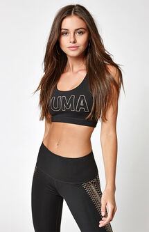 Powershape Forever Logo Sports Bra