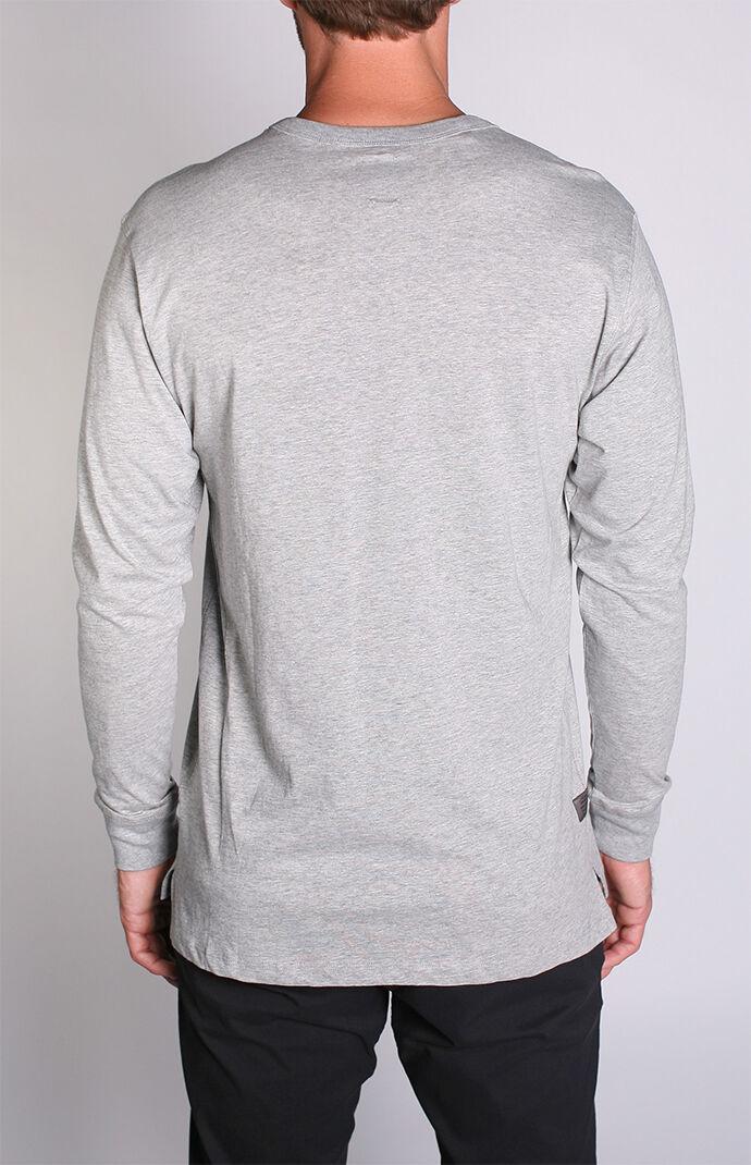 Tan Density Premium Long Sleeve T-Shirt