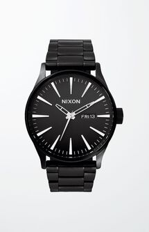The Sentry Stainless Steel Watch