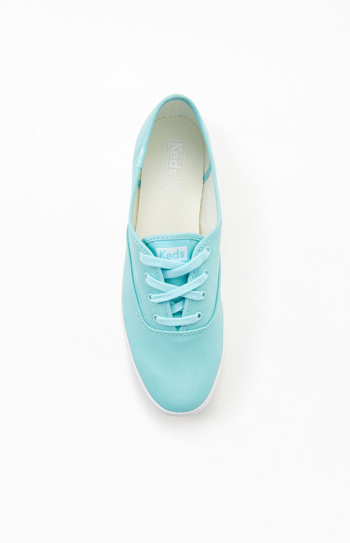 Women's Blue Champion Seasonal Solid Sneakers