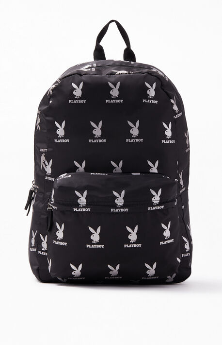 x Playboy All Over Print Backpack