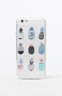 Pineapple iPhone 6/6s/7 Case