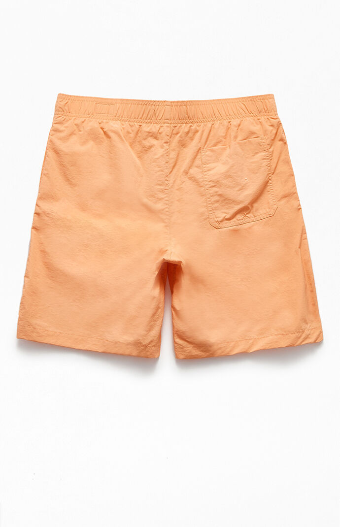 "Buckle Coral 19"" Swim Trunks"
