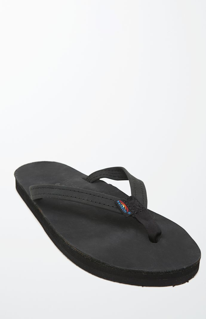 Rainbow Thin Strap Sandals At Pacsun Com