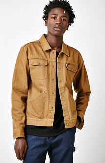 Harlan II Denim Trucker Jacket