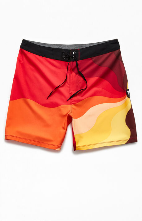 "Phantom Wavy 18"" Boardshorts"