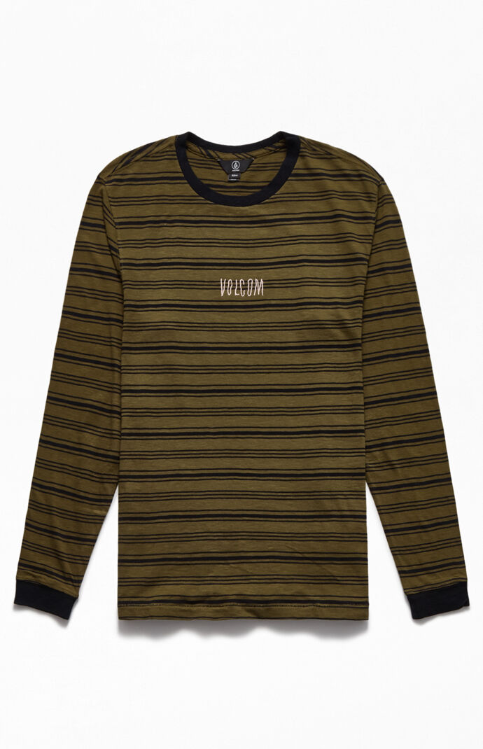 Fluxer Stripe Long Sleeve T-Shirt