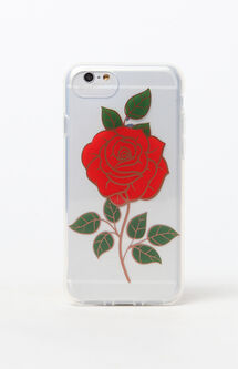 Rose iPhone 6/6s/7 Case