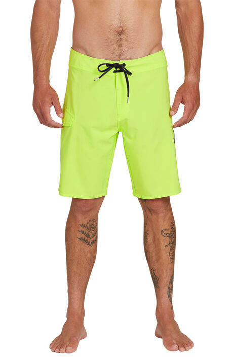 "Lido Solid Mod-Tech 20"" Board Shorts"