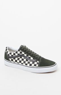 50th Old Skool Checkerboard Shoes
