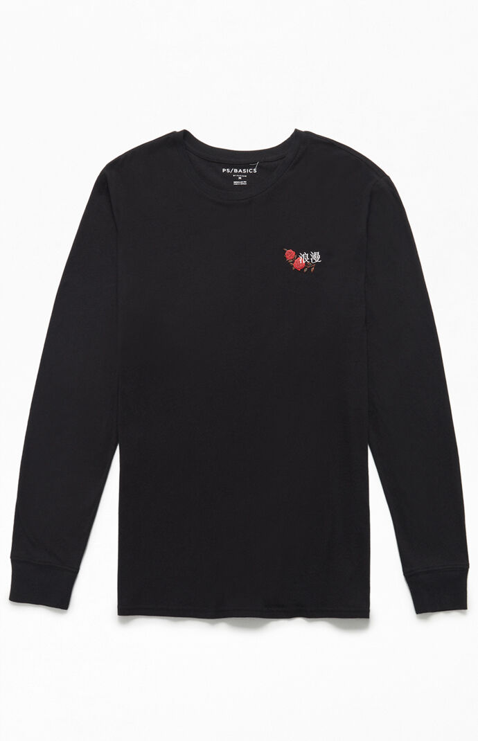 Perci Regular Long Sleeve T-Shirt