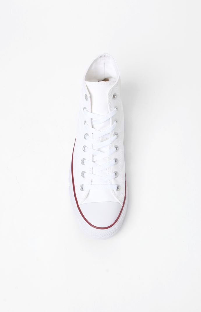 Chuck Taylor All Star Hi White Shoes