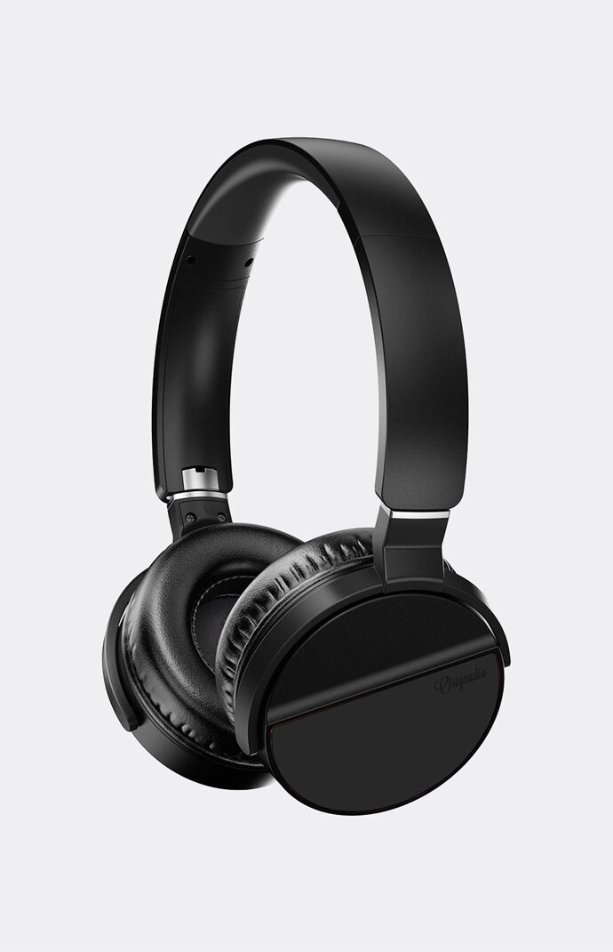 Black Lunatune Wireless Headphones
