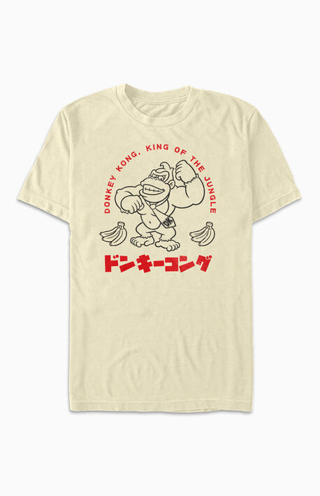 Donkey Kong Jungle King T-Shirt