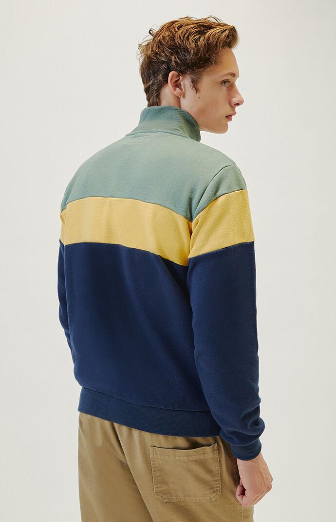 Cantor Half-Zip Fleece Sweatshirt