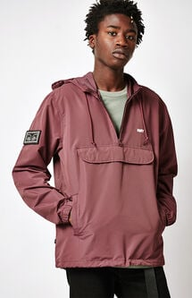 Crosstown Half Zip Anorak Jacket
