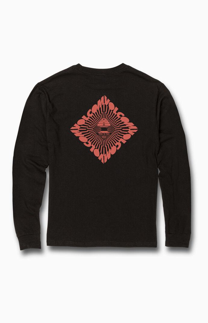 Temple Long Sleeve T-Shirt