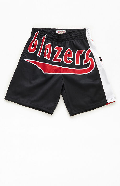 Blazers Blown Out Basketball Shorts