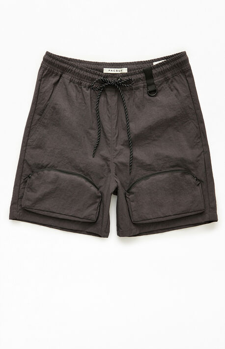 Wilder Military Nylon Shorts