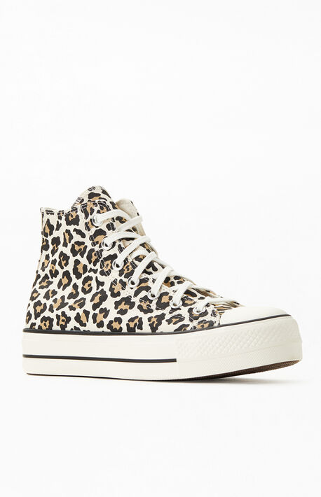 Chuck Taylor Archive Leopard High-Top Sneakers