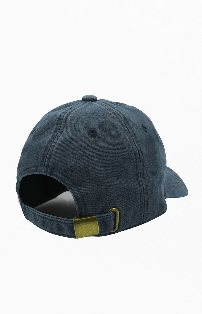 Navy Avocado Dad Hat