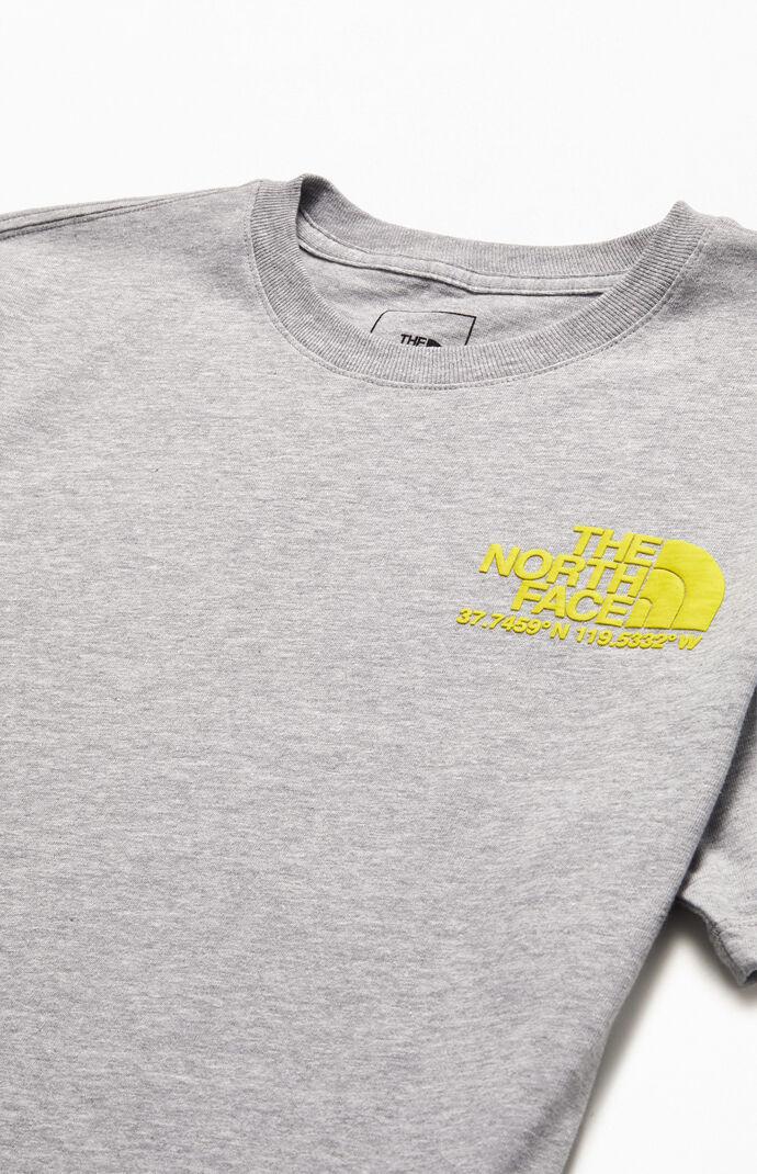 Heather Grey Coordinates T-Shirt