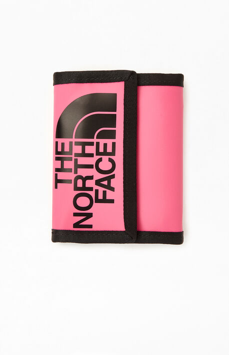 Pink Base Camp Wallet