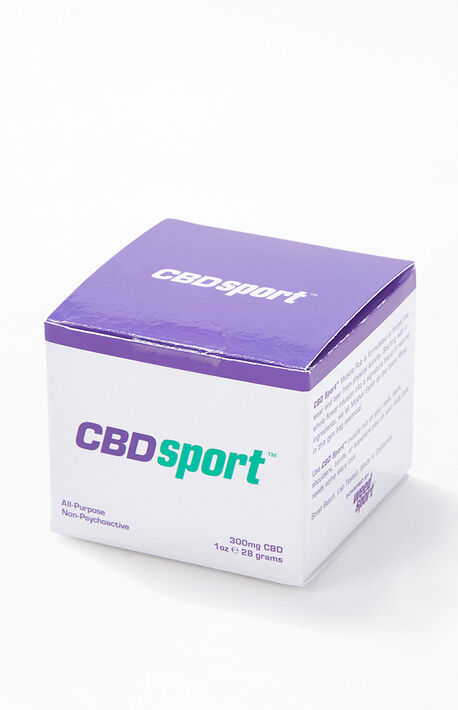 CBD Sport Muscle Rub