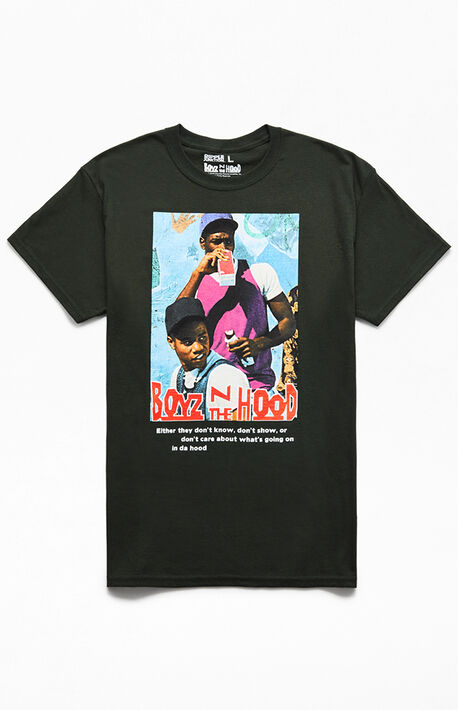 b51d835c15844 Boyz N The Hood Cut Logo T-Shirt
