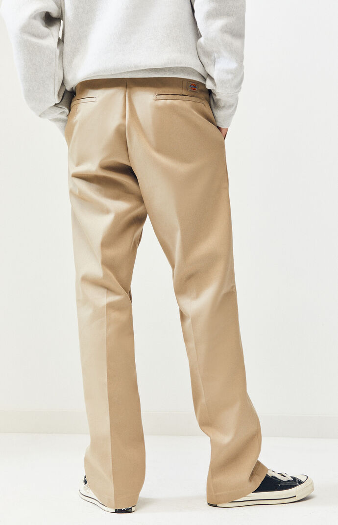 Khaki Original 874 Work Pants