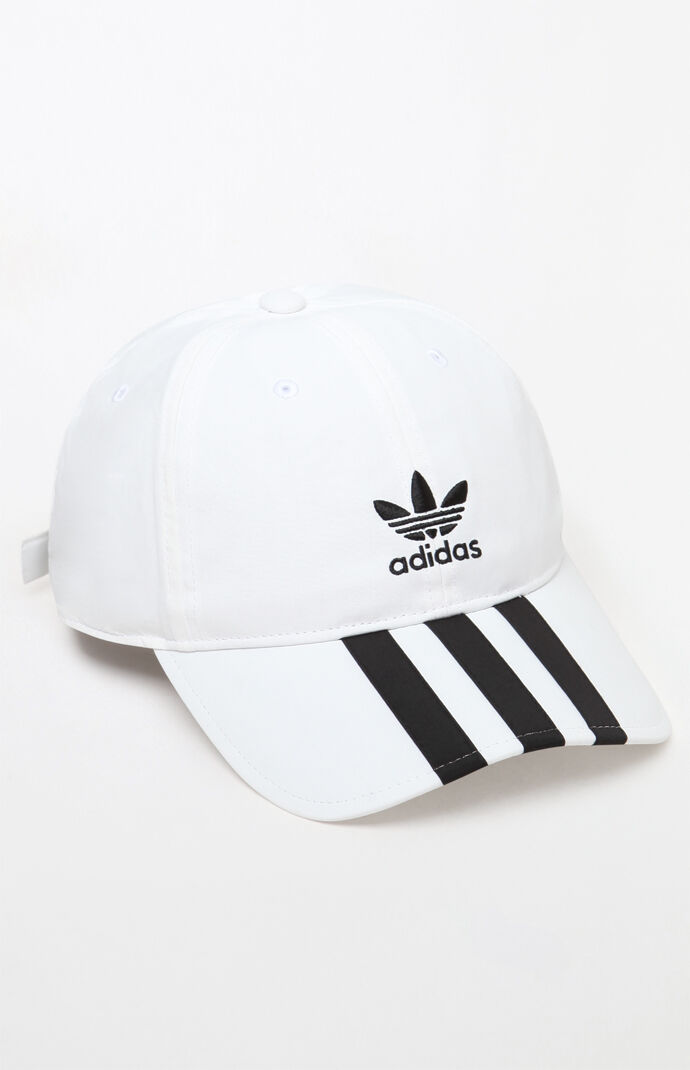 f16dc185 adidas Relaxed Applique Strapback Dad Hat | PacSun