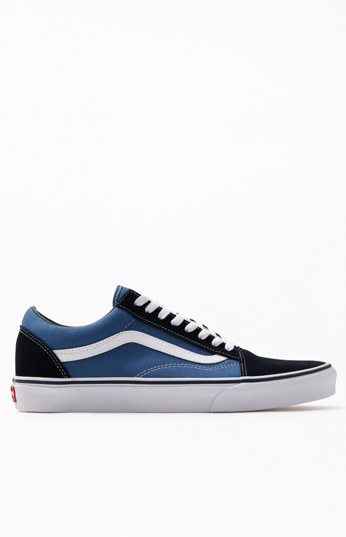 2aaed758685 all blue vans shoes   OFF68% Discounts