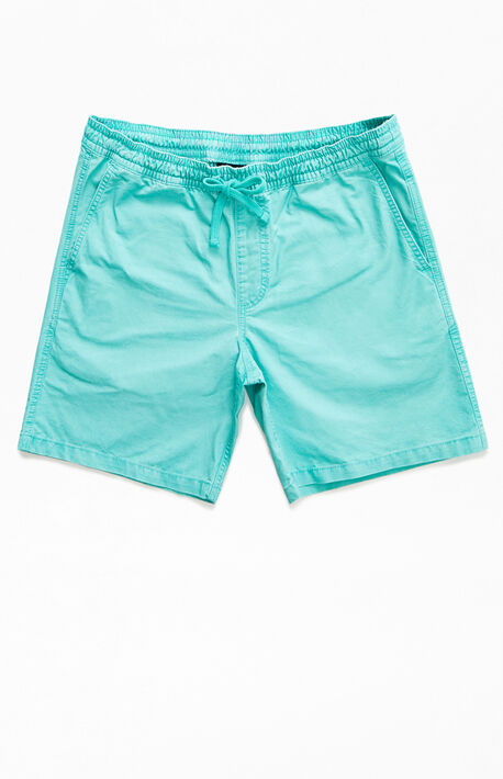 Mint Range Shorts