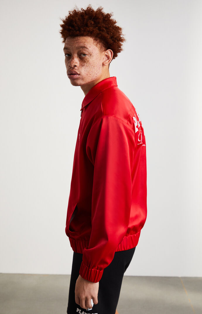 By PacSun Day Club Satin Jacket