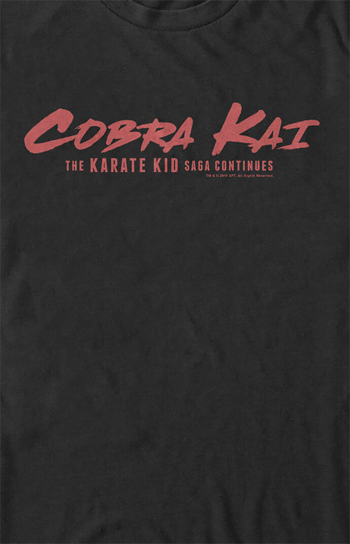 Cobra Kai Short Sleeve T-Shirt