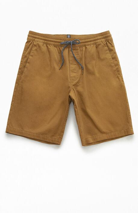 Frickin Elastic Waist Shorts