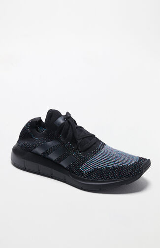 Swift Run Primeknit Black Multi Shoes