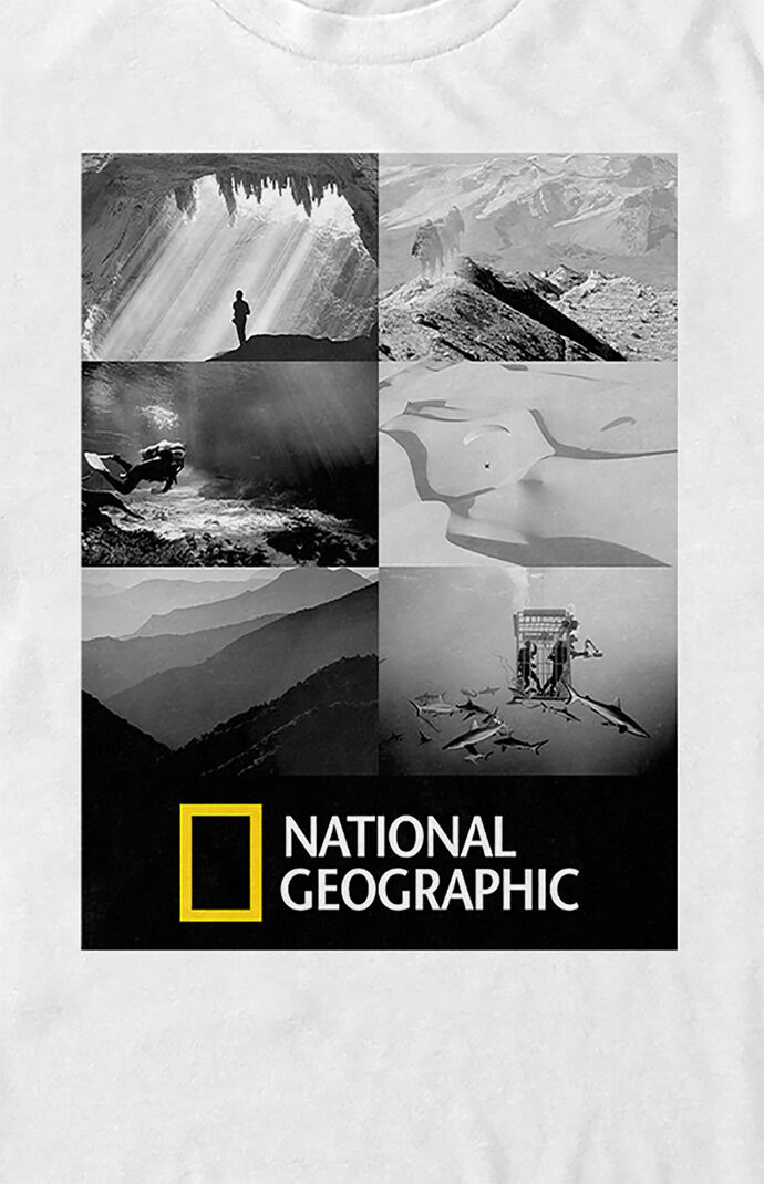 National Geographic Photo T-Shirt