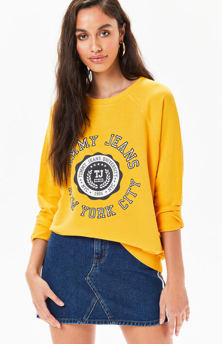 Stamp Logo Sweatshirt