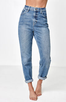 x PacSun Denim Mom Jeans