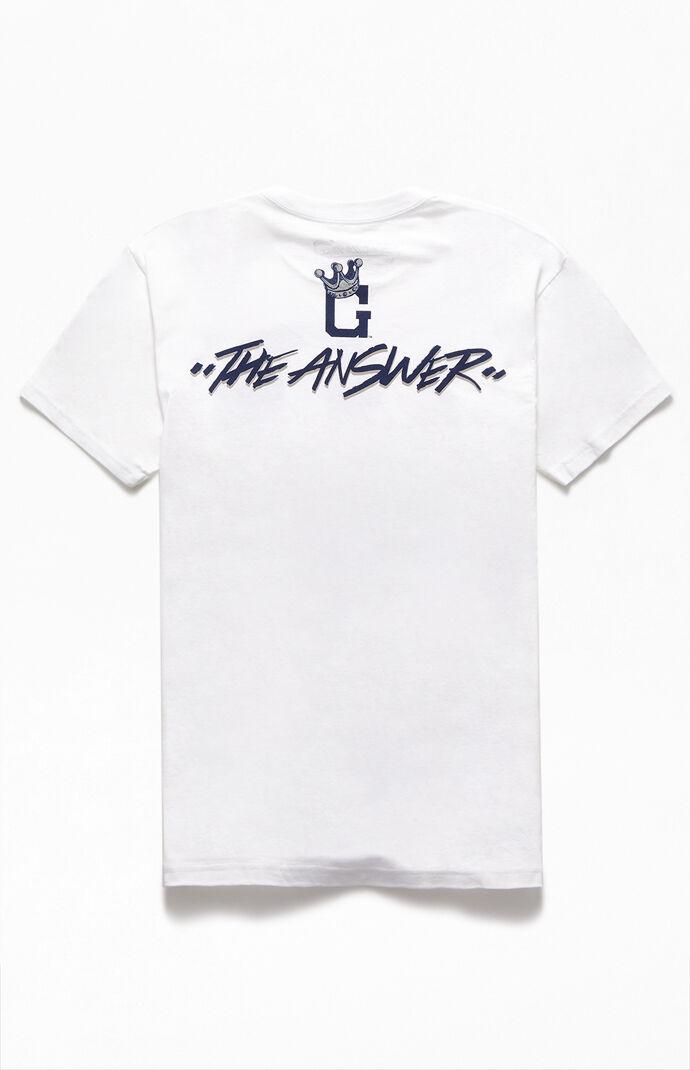 Allen Iverson Georgetown T-Shirt