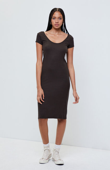 Interest Midi Dress