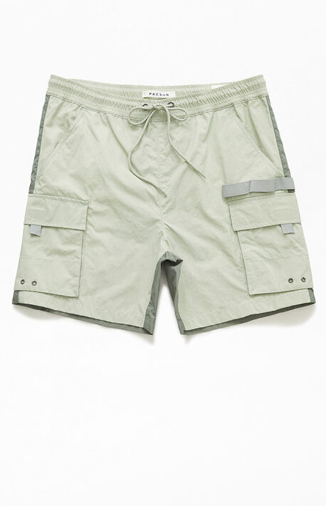 Trenton Military Nylon Shorts